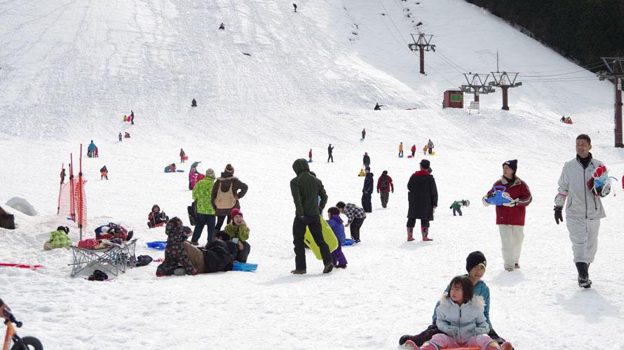 滋賀県で子供・初心者におすすめのスキー場8選