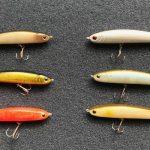 ワンダー80で釣れるカラーと釣り方はコレ![ナイトシーバス必須]名作ルアー
