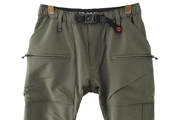 クライミング専用ズボン