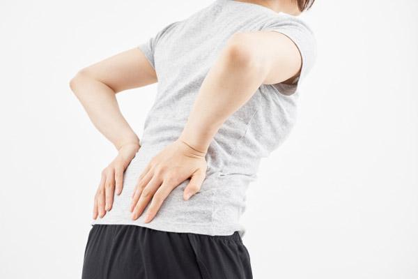 腰痛悪化の可能性