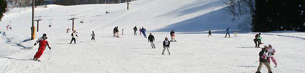 フェアリーランドかねやまスキー場