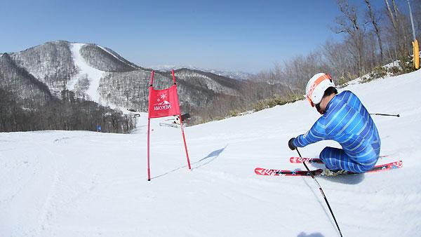 星野リゾート猫魔スキー場