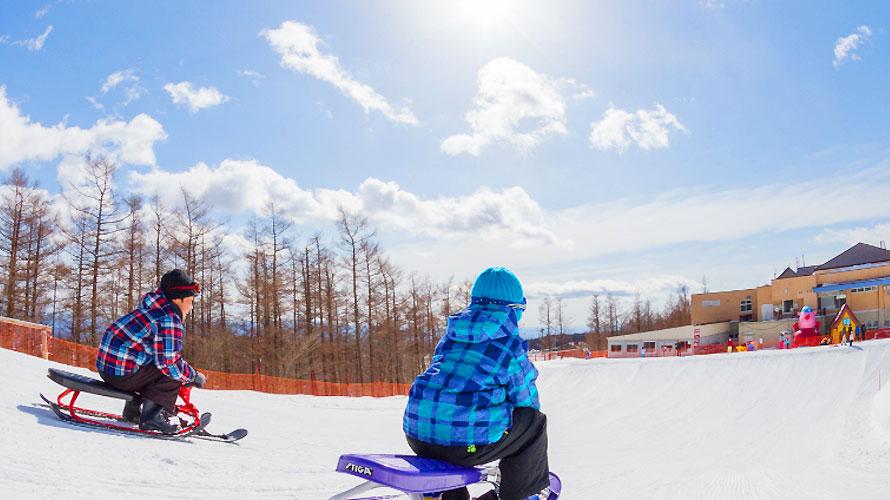 栃木県でオススメのスキー場5選[都心から近くホテルも温泉も最高!]