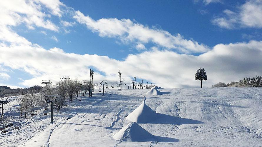 富山県のファミリーにオススメのスキー場