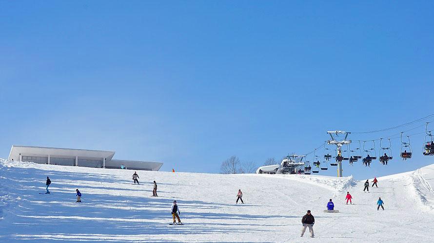山形県のおすすめのスキー場