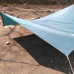 ソロキャンプに最適のモンベル「ミニタープHX」