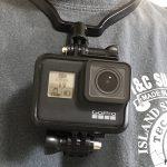 GoPro用ネックマウントを自作のパーツで釣り仕様に改良【おすすめ】